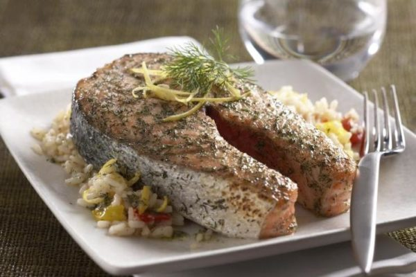 Dilly Salmon
